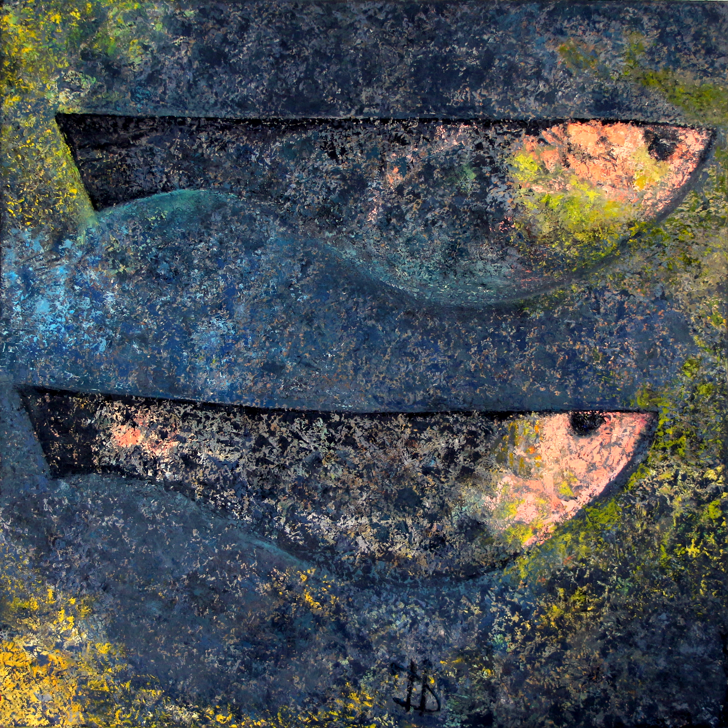 Two fishes 80x80 2018