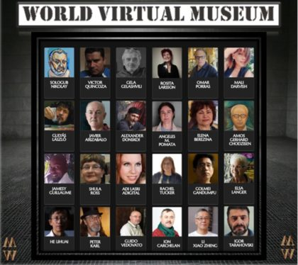 THE MOST VIEWED VIRTUALS ROOM IN THE MUSEUM – THIS WEEK 12/9/2019
