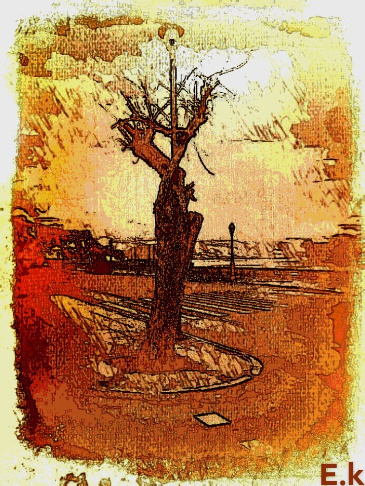 "EFTHIMIA KONTOMARI ""The Artist Tree"""