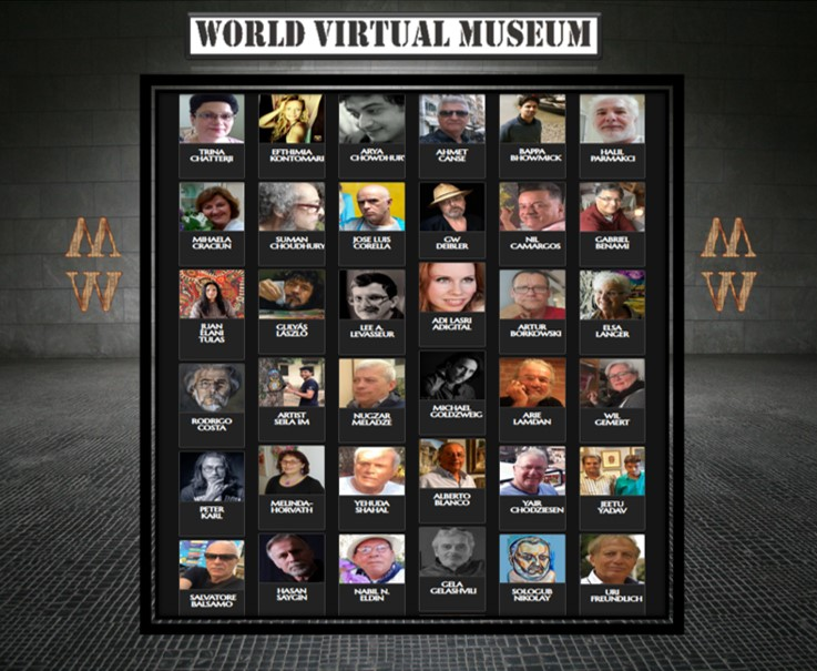 THE MOST VIEWED VIRTUAL'S ROOM IN THE MUSEUM – THIS WEEK  2.7.2020